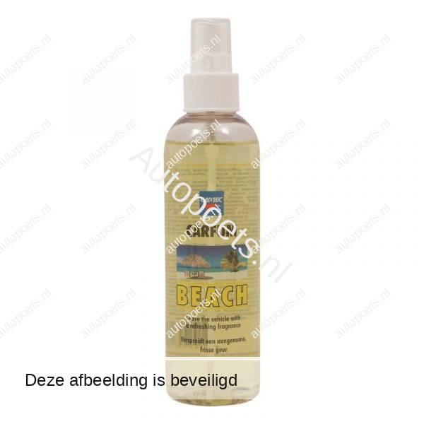 auto luchtverfrisser carfum beach 200 ml