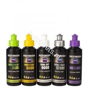cartec refinish promo pack