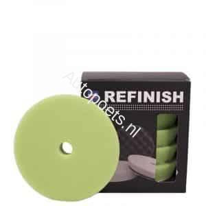 polijstschijf excentrisch groen