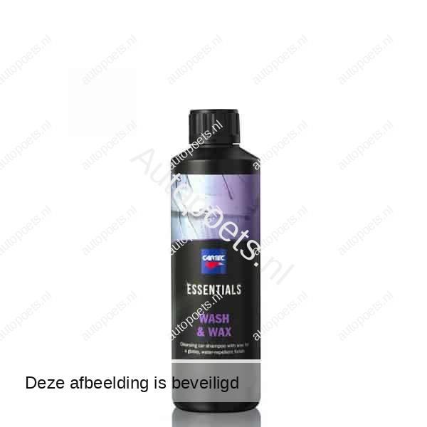 Cartec Essentials Wash & Wax 500 ml